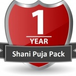 Shani Puja for 1 Year